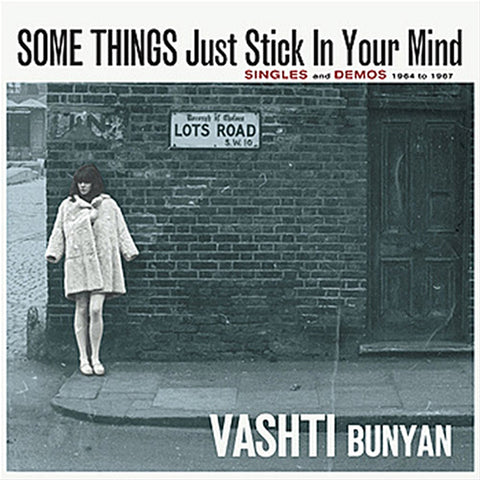 Vashti Bunyan - Some Things Just Stick In Your Mind Vinyl 2LP - direct audio