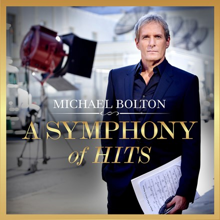 Michael Bolton - A Symphony of Hits Vinyl 2LP - direct audio
