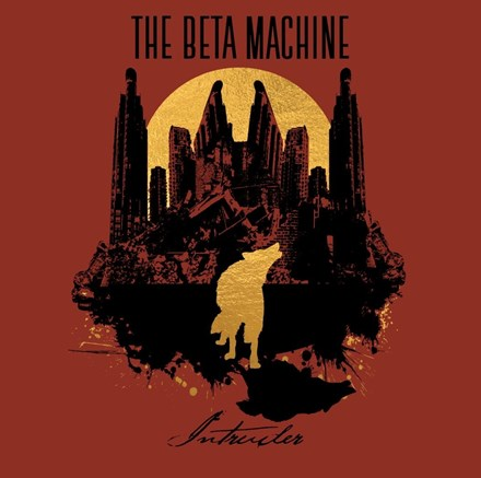 The Beta Machine - Intruder Colored Vinyl LP