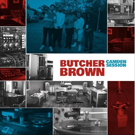 Butcher Brown - Camden Session Vinyl LP (Special Order) - direct audio