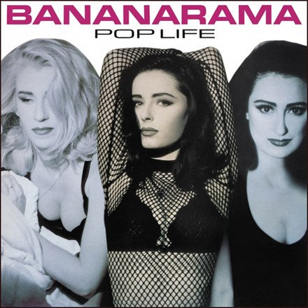 Bananarama - Pop Life Colored Vinyl LP + CD - direct audio