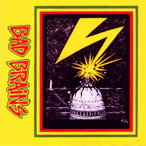 Bad Brains - Bad Brains on Vinyl LP - direct audio