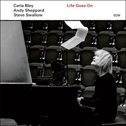 Carla Bley/Andy Sheppard/Steve Swallow - Life Goes On Vinyl LP - direct audio