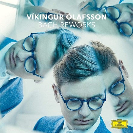 Bach - Bach Reworks: Vikingur Olafsson Vinyl 2LP - direct audio