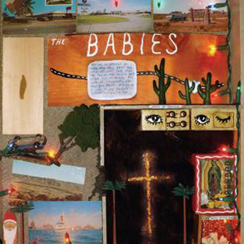 The Babies - The Babies Vinyl LP + Download Coupon at direct audio