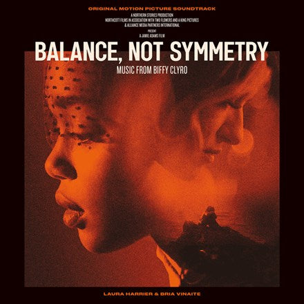 Biffy Clyro Balance, Not Symmetry: Original Motion Picture Soundtrack Vinyl LP
