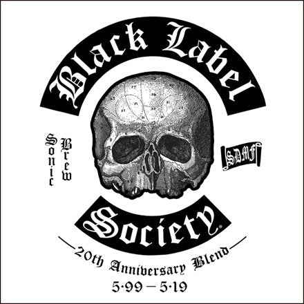 Black Label Society - Sonic Brew: 20th Anniversary Blend 5.99 - 5.19 180g Colored Vinyl 2LP - direct audio