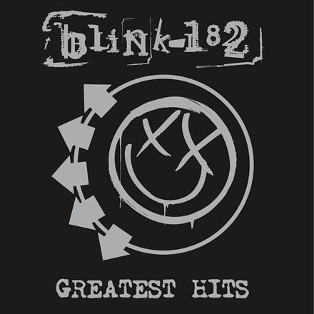 Blink 182 - Greatest Hits Colored 180g Vinyl 2LP (Awaiting Repress) Pre-order - direct audio