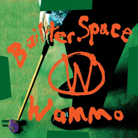 Bailter Space - Wammo Colored Vinyl LP - direct audio
