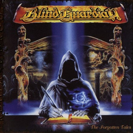 Blind Guardian - The Forgotten Tales Colored Vinyl 2LP - direct audio