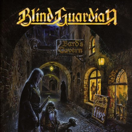 Blind Guardian - Live Colored Vinyl 3LP (Out Of Stock) - direct audio