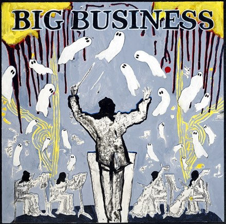Big Business - Head for the Shallow Vinyl LP - direct audio