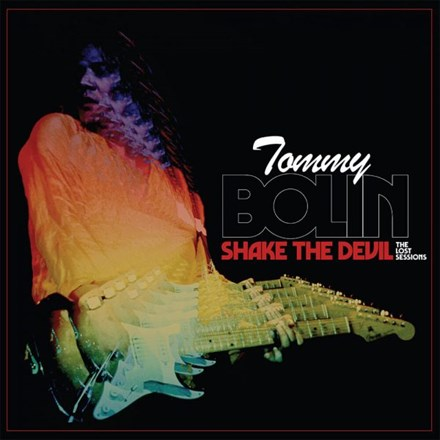 Tommy Bolin - Shake the Devil: The Lost Sessions Colored Vinyl LP - direct audio
