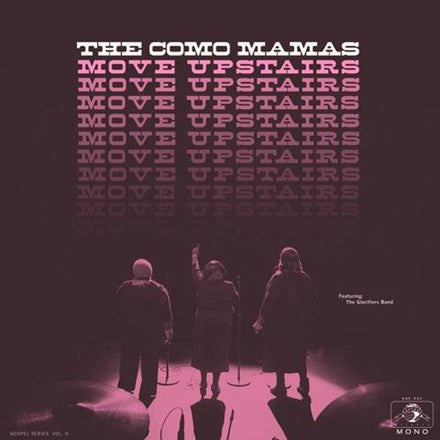 The Como Mamas - Move Upstairs Vinyl LP - direct audio