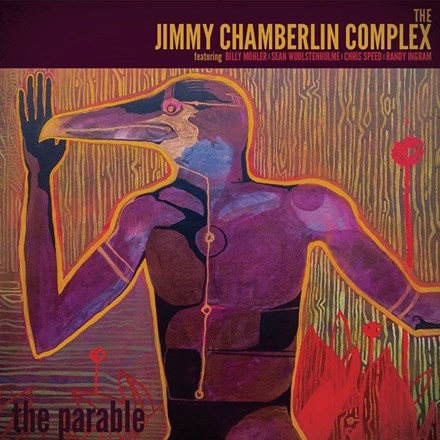 The Jimmy Chamberlin Complex (Smashing Pumpkins) - The Parable Vinyl LP - direct audio