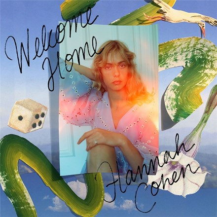 Hannah Cohen - Welcome Home Vinyl LP - direct audio