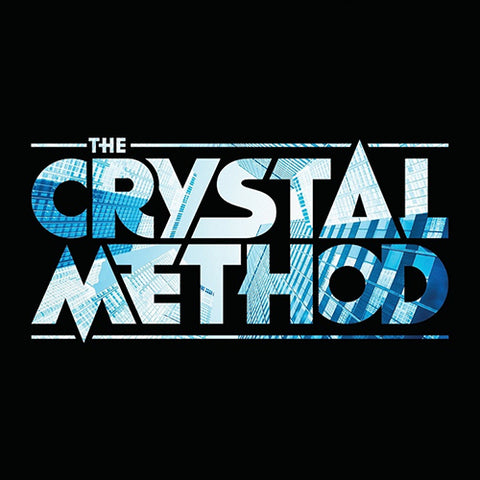 The Crystal Method - The Crystal Method Vinyl 2LP + Download - direct audio