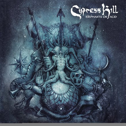 Cypress Hill - Elephants On Acid Colored Vinyl 2LP