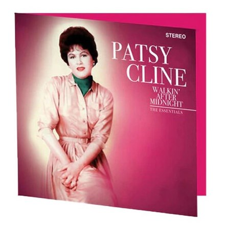 Patsy Cline - Walkin' After Midnight: The Essentials Colored Vinyl 2LP - direct audio