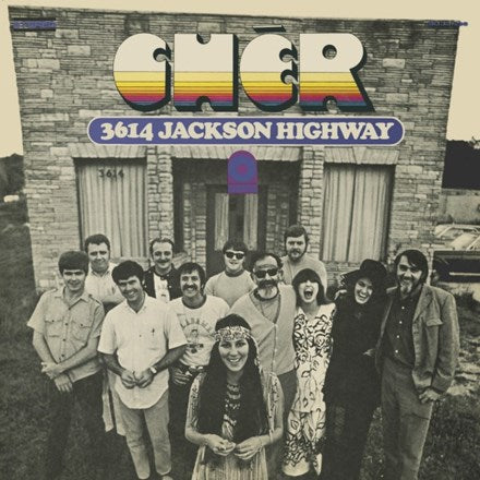 Cher 3614 Jackson Highway Expanded 180g Colored Vinyl 2LP