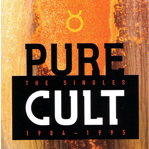The Cult - Pure Cult The Singles Compilation Vinyl LP