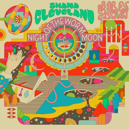 Shana Cleveland - Night of the Worm Moon Vinyl LP - direct audio