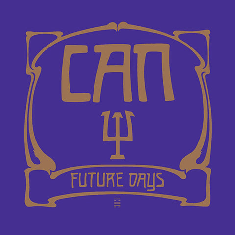 Can - Future Days Vinyl LP + Download - direct audio