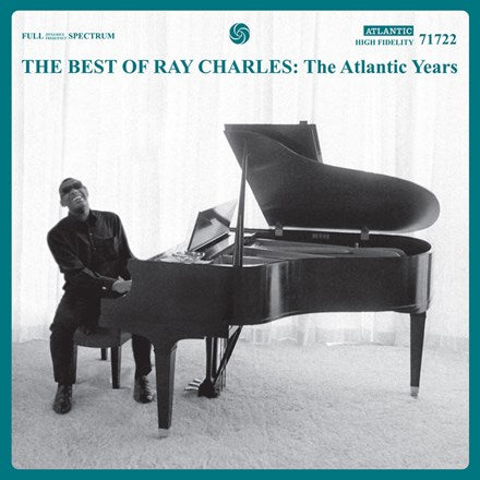 Ray Charles - The Best of Ray Charles: The Atlantic Years Colored Vinyl 2LP - direct audio
