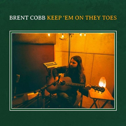 Brent Cobb - Keep Em on They Toes Vinyl LP - direct audio
