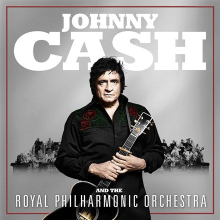 Johnny Cash - Johnny Cash and The Royal Philharmonic Orchestra Vinyl LP - direct audio