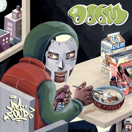 MF Doom - MM...Food Colored Vinyl 2LP (Out Of Stock) Pre-order - direct audio