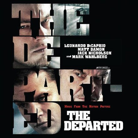 The Departed: Music from the Motion Picture - Various Artists Colored Vinyl LP - direct audio