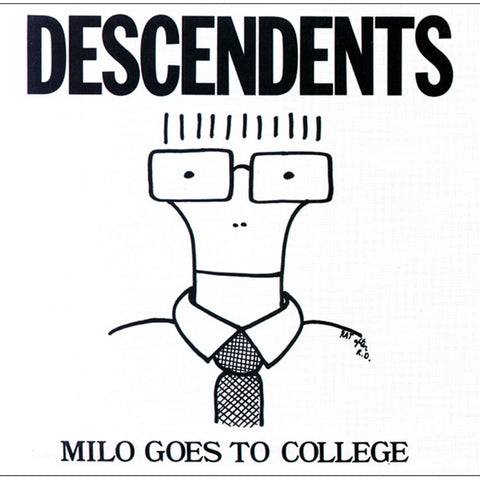 Descendents - Milo Goes To College Vinyl LP - direct audio