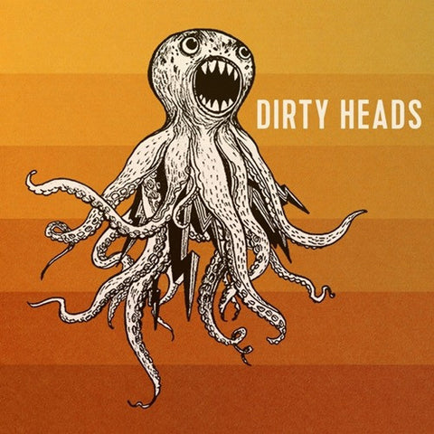Dirty Heads - Dirty Heads 180g Colored Vinyl LP - direct audio