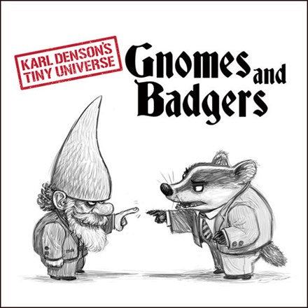 Karl Denson's Tiny Universe - Gnomes and Badgers Vinyl 2LP