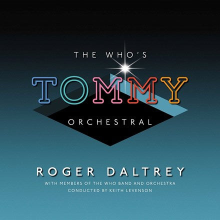 Roger Daltrey - The Who's 'Tommy' Classical 180g Vinyl 2LP - direct audio