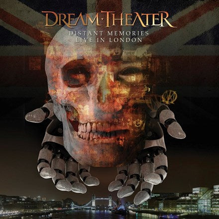 Dream Theater - Distant Memories: Live in London Colored Import Vinyl 4LP + 3CD Box Set - direct audio