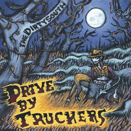 Drive-By Truckers - The Dirty South 180g Colored Vinyl 2LP - direct audio