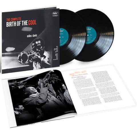Miles Davis - The Complete Birth of the Cool Vinyl 2LP - direct audio