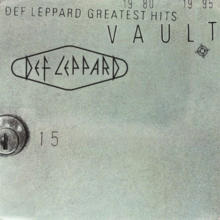 Def Leppard - Vault: Def Leppard Greatest Hits 1980-1995 Colored Vinyl 2LP - direct audio