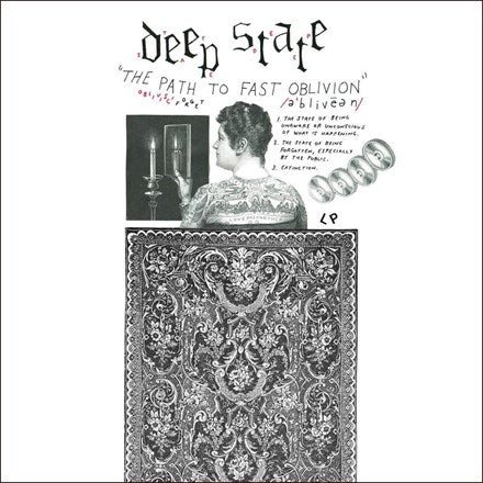 Deep State - The Path to Fast Oblivion Vinyl LP - direct audio