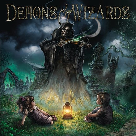 Demons and Wizards - Demons and Wizards Vinyl 2LP (Out Of Stock) - direct audio