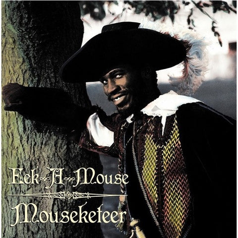 Eek A Mouse - Mouseketeer on LP - direct audio