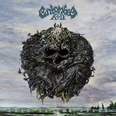 Entombed A.D. - Back To The Front Vinyl LP (Backordered) - direct audio