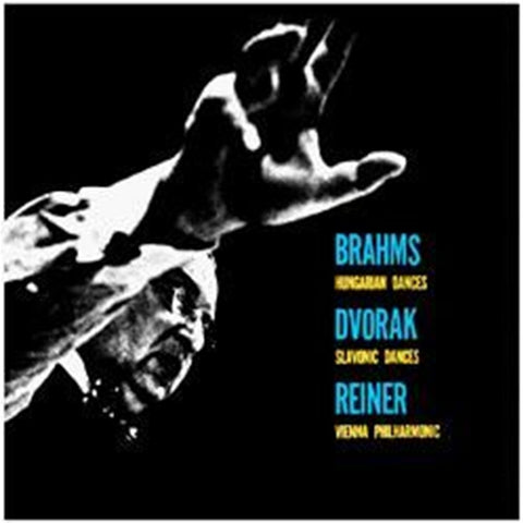 Fritz Reiner - Brahms - Dvorak Slavonic - Hungarian Dances 180g LP - direct audio