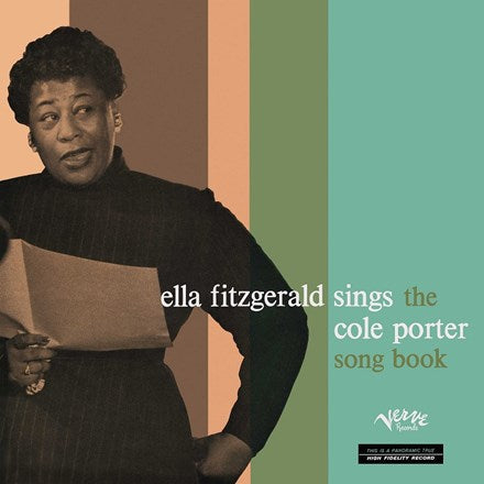 Ella Fitzgerald - Ella Fitzgerald Sings The Cole Porter Song Book on SACD
