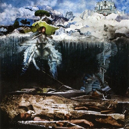 John Frusciante - Empyrean Vinyl 2LP - direct audio