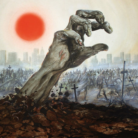Fabio Frizzi - Zombie Flesh Eaters: Original Soundtrack Colored Limited Edition Vinyl LP (Awaiting Repress) - direct audio