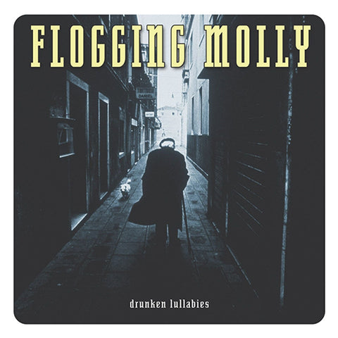 Flogging Molly - Drunken Lullabies Colored Vinyl LP (Awaiting Repress) - direct audio