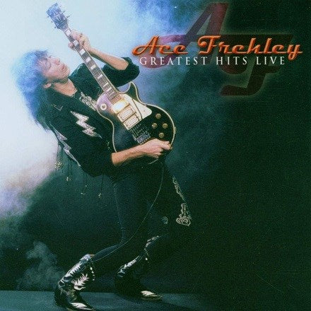 Ace Frehley - Greatest Hits Live Vinyl 2LP - direct audio